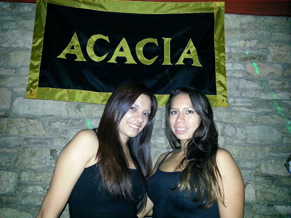 Acacia UT Round Up