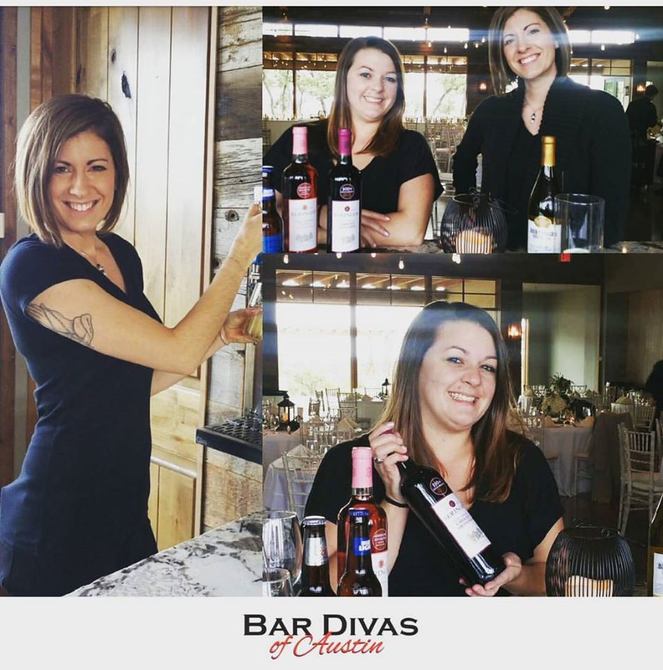 Bar Divas Amanda and Melanie creating lasting memories at Canyonwood Ridge!