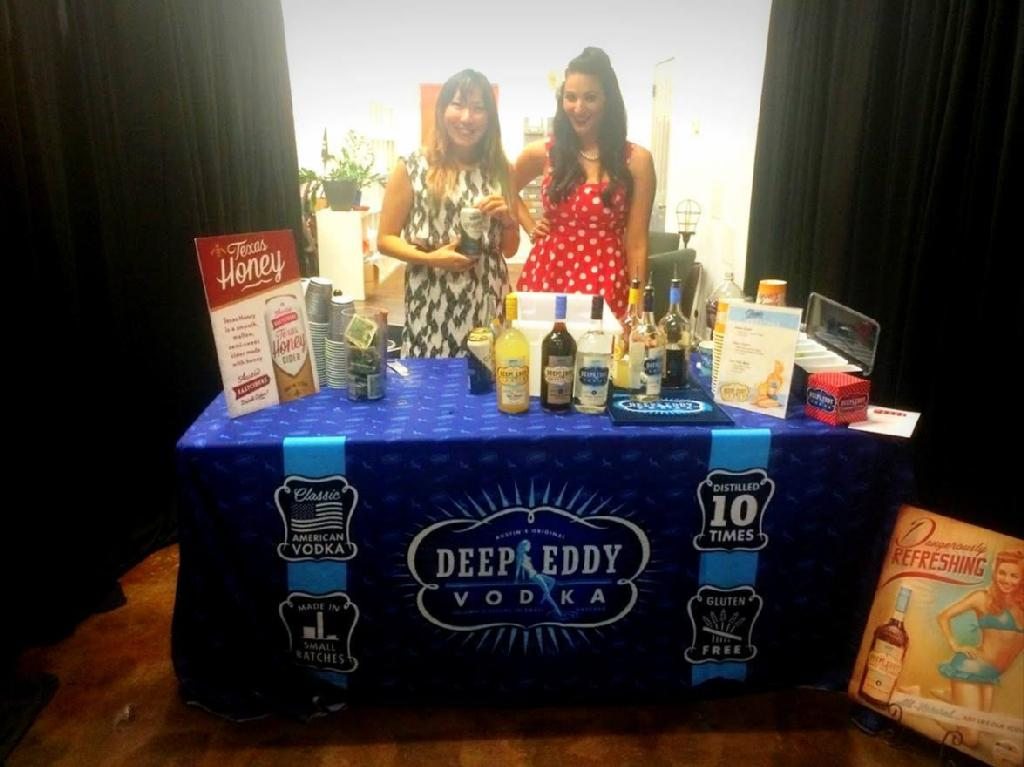 Deep Eddy Vodka Signature Event
